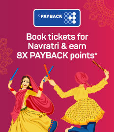 Navartri Events - PayBack Offer Points