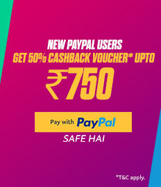 PayPal Cashback Offer