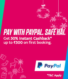 Paypal Booking - Rs.100 Discount Voucher On Next Booking - BookMyShow