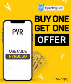 Buy 1 Get 1 Free Movie Ticket Offer - PVR | BookMyShow
