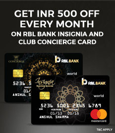 RBL bank movie offer