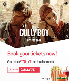 Food combos & Discount Offer - BookMyShow