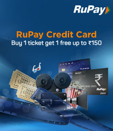 RuPay Credit Card Offer