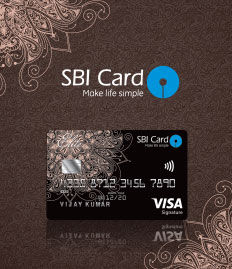 SBI Signature and Elite Credit Card Rs.500 off Offer