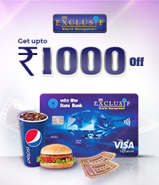 SBI Signature Debit Card Movie Ticket Offer