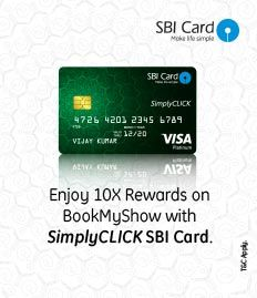 SimplyCLICK SBI Card Rewards Offer