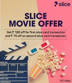 SLICE CARD MOVIE DELIGHT OFFER