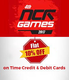 Timescard credit and debit card offer - BookMyShow