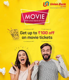 Union Bank Debit and Credit Card Movie Ticket Offer