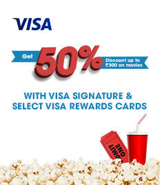 Visa Movie Ticket