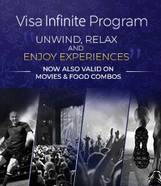 VISA INFINITE PROGRAM