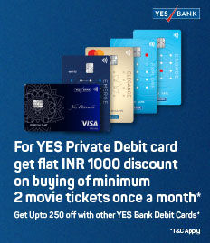 YES BANK Debit Card Offer