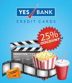 Movie ticket discount