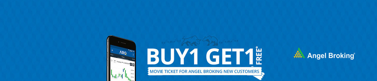 Angel Broking Welcome Offer Online Movie Ticket Offer - BookMyShow