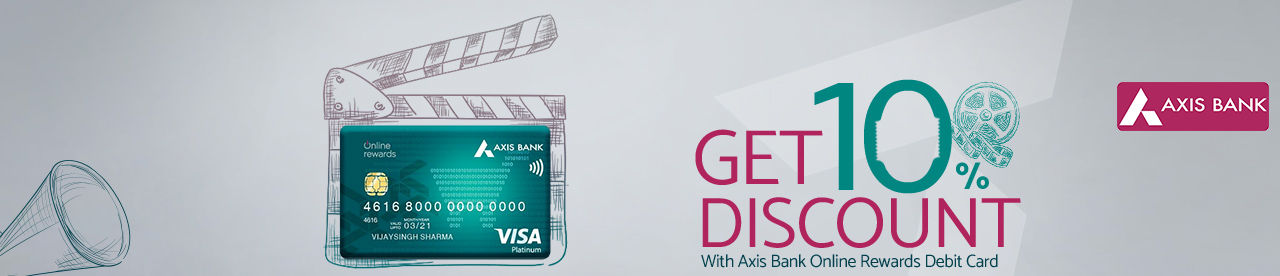 Axis bank online rewards debit card offer axis bank online rewards debit card offer online movie ticket offer bookmyshow colourmoves