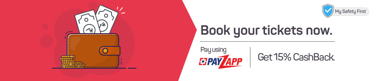 PayZapp CashBack Movie offer Online Movie Ticket Offer - BookMyShow