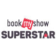 FLAT 15% OFF FOR BOOKMYSHOW SUPERSTAR
