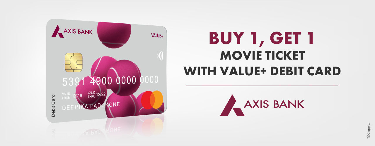 Bookmyshow movie Offers & Coupons