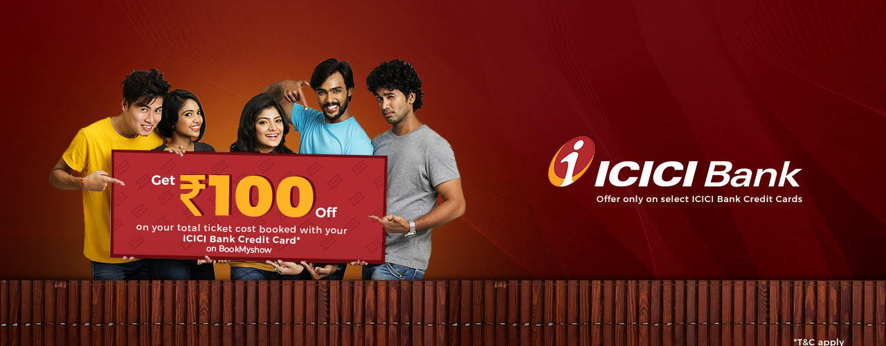Rs.100 Off on BMS Gift Cards