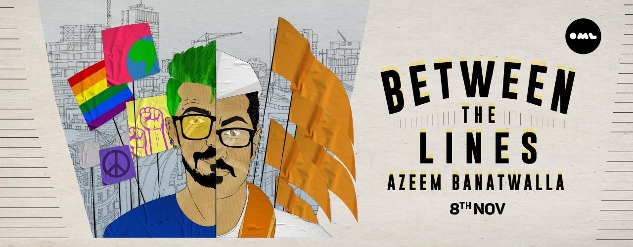 Between The Lines - Azeem Banatwalla