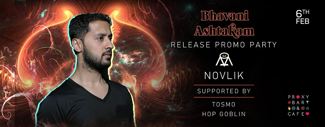 Bhavani Ashtakam Release Promo Party with Novlik