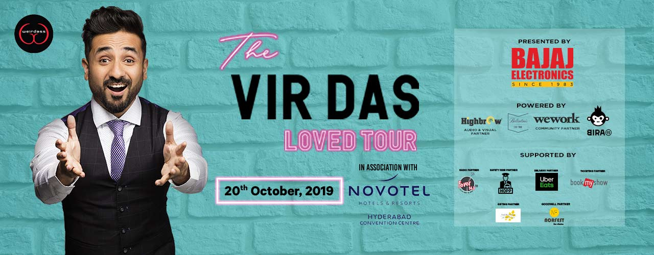 FunnyBUZZness W/ Vir Das - LOVED TOUR
