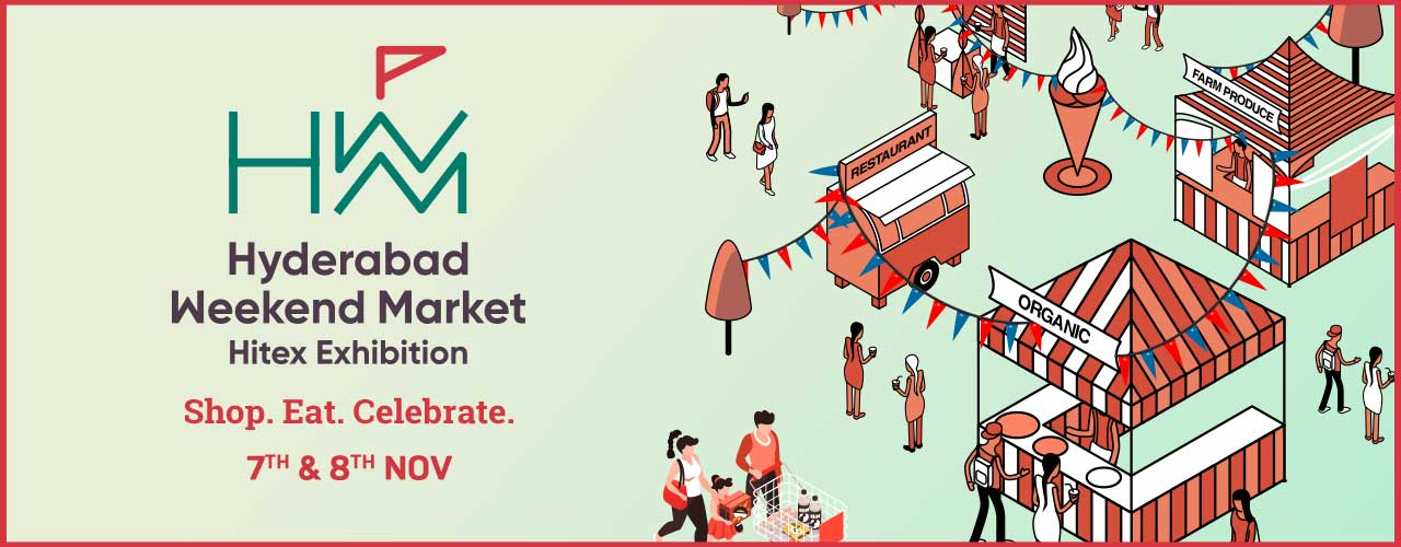 Hyderabad Weekend Market