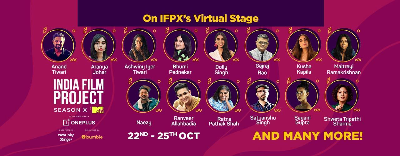 India Film Project Season X Virtual Festival