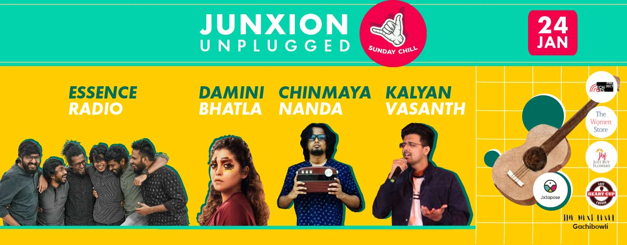 Junxion Unplugged - Live Music