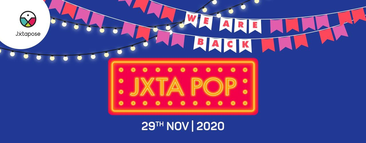 JxtaPop20  The New Normal