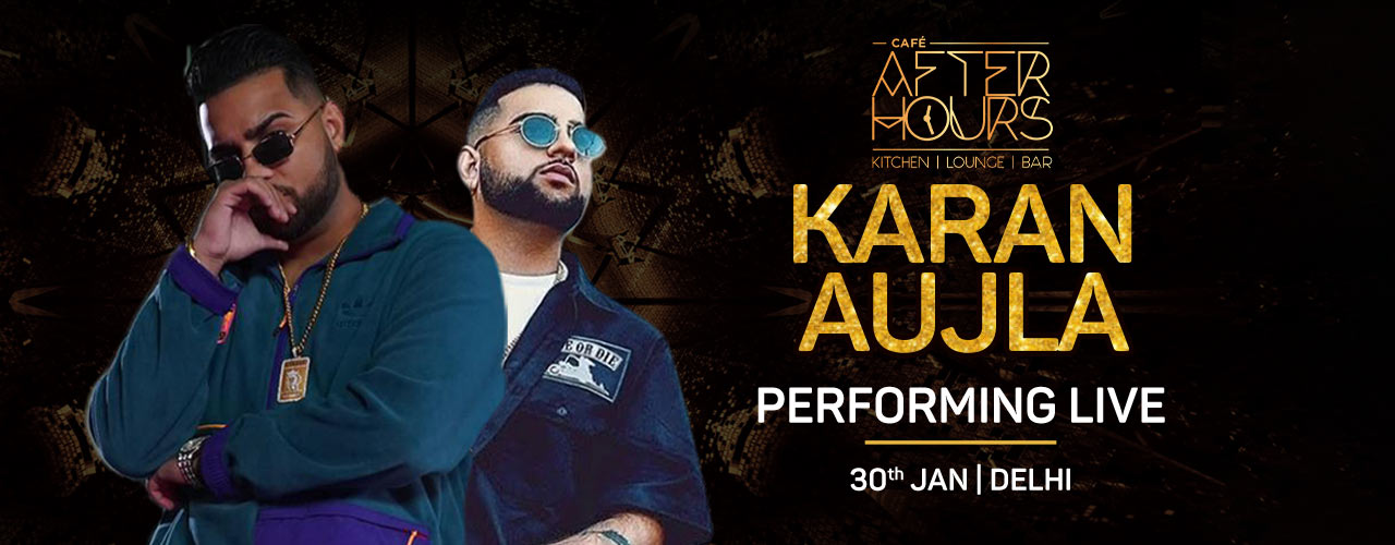 Karan Aujala Live at Cafe After Hours