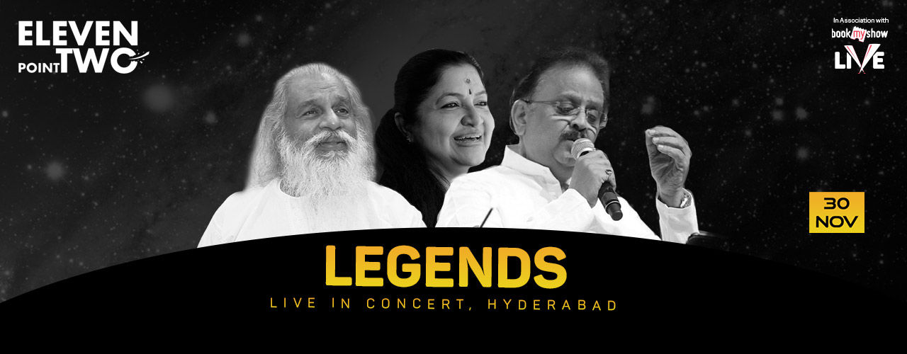 Legends Live In Concert