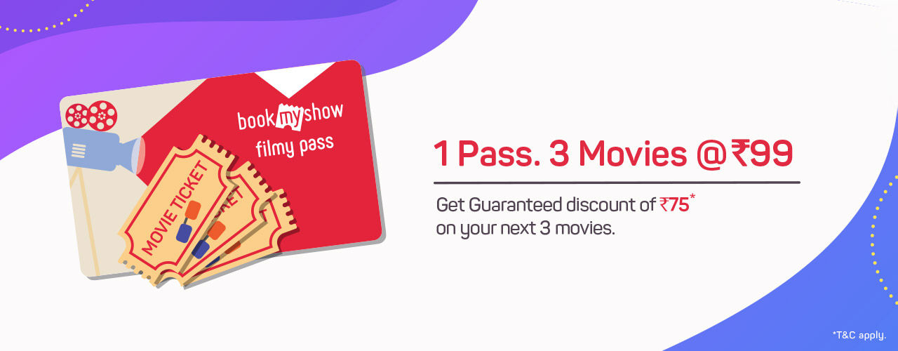Movie Tickets, Plays, Sports, Events & Cinemas near Raipur