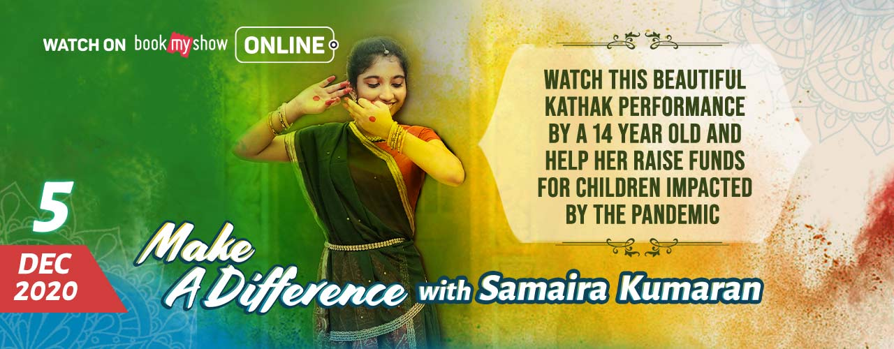 Make A Difference With Samaira Kumaran