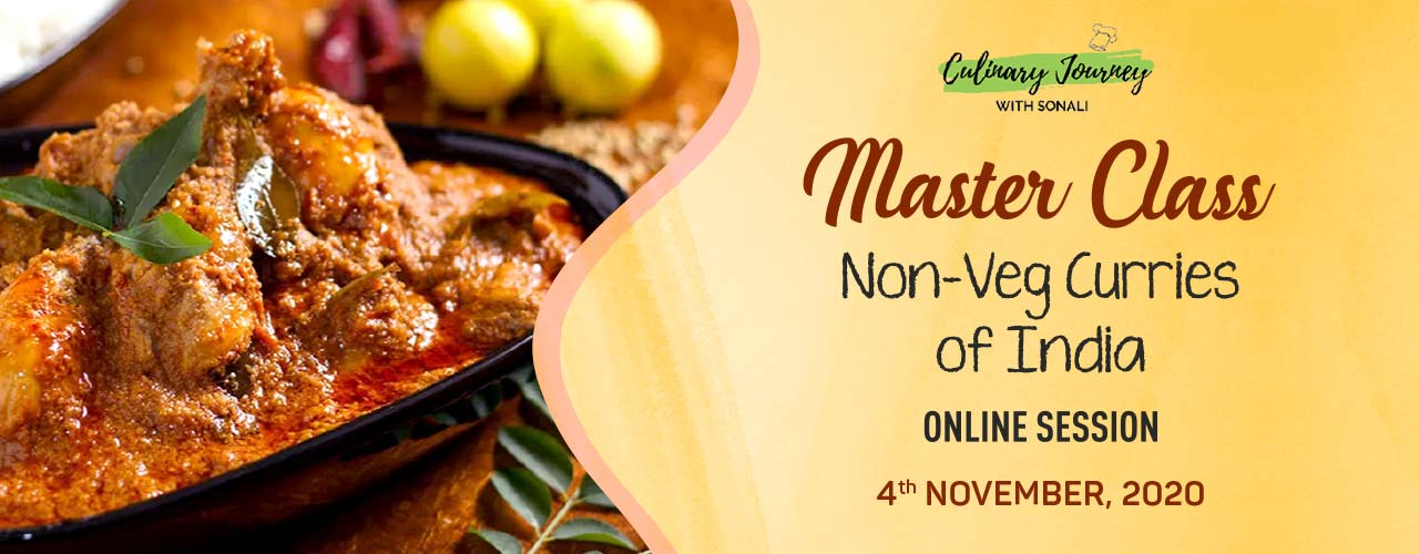MASTER CLASS-Non Veg Curries of India