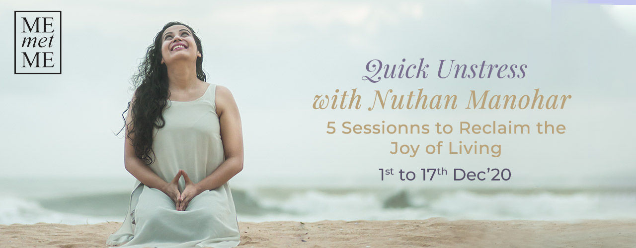 Mental Health and Wellbeing With Nuthan