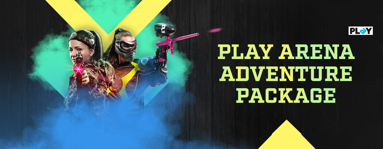 Play Arena Adventure Package