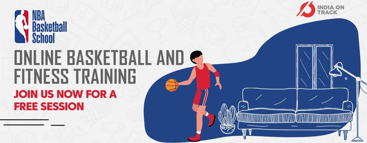 NBA Basketball School at Home