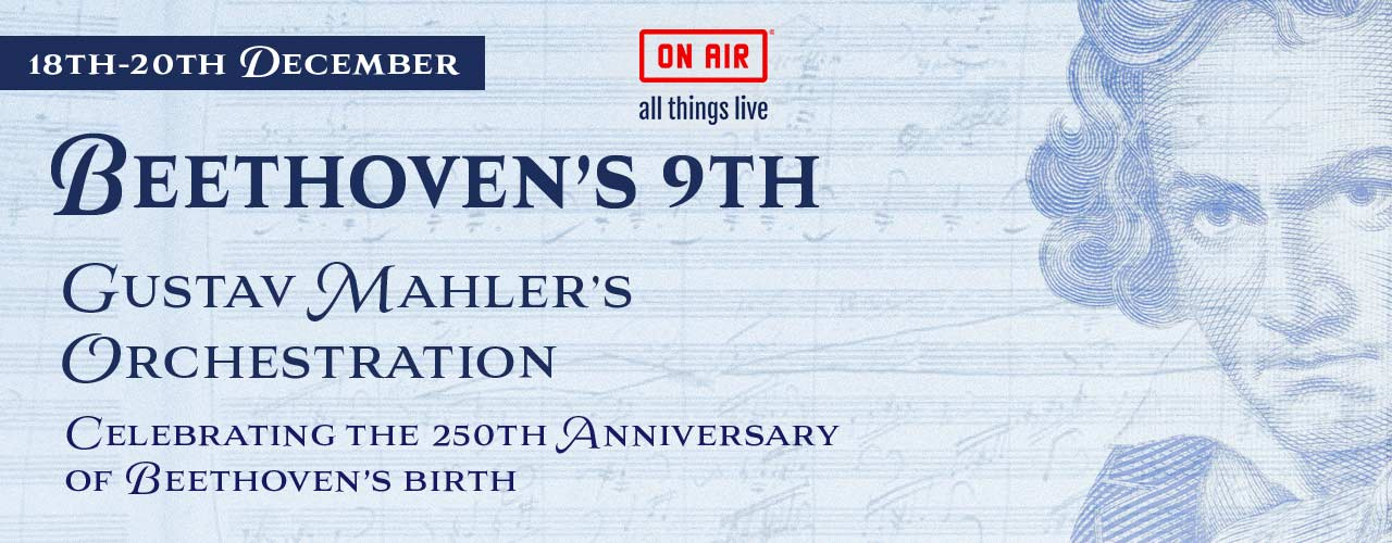 On Air Presents Beethovens 9th
