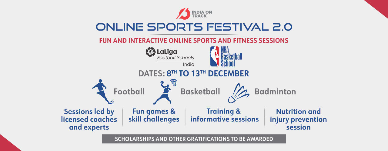 Online Sports Festival India