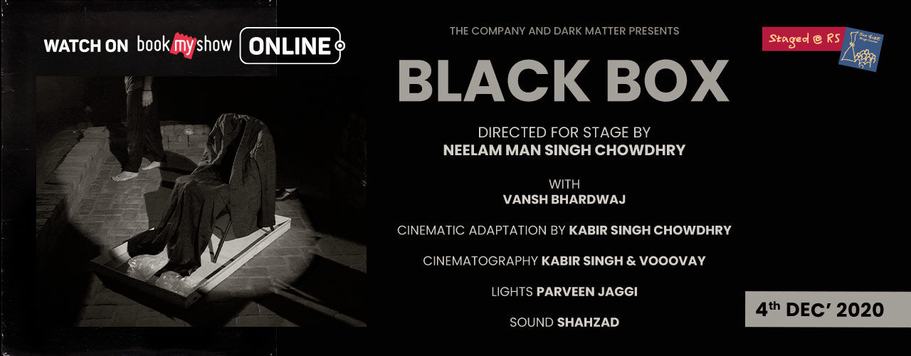 Ranga Shankaras Staged@RS Presents Black Box
