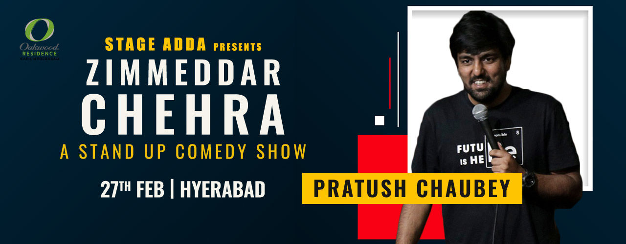 Stage Adda Presents - Zimmedar Chehra