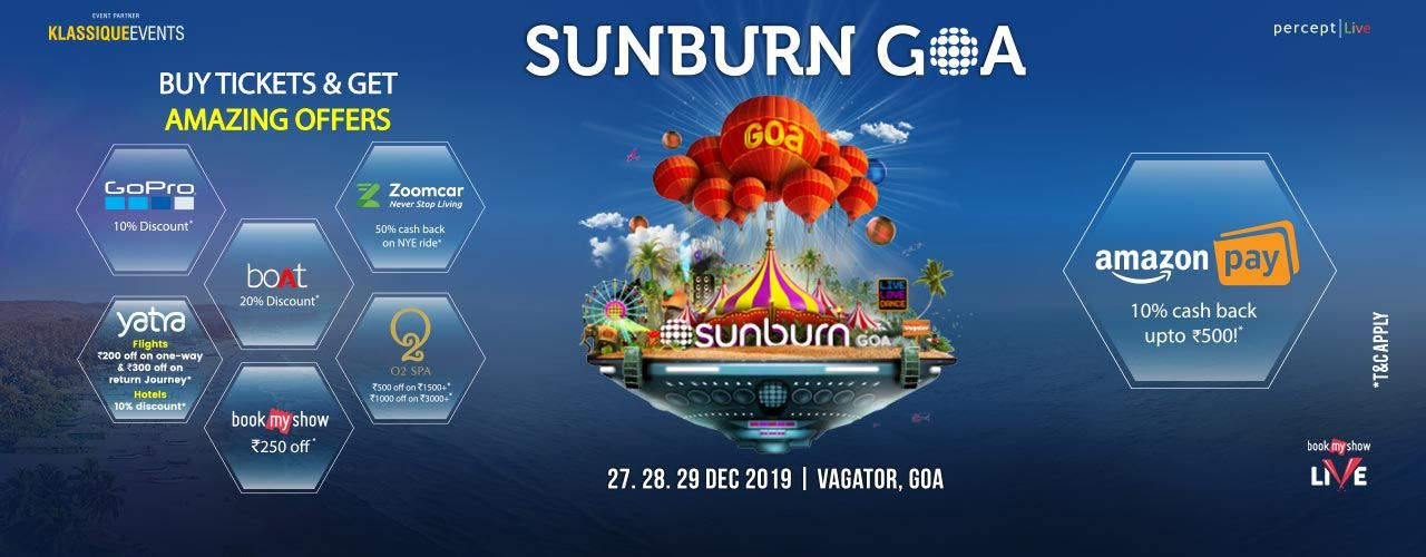 Sunburn Goa 2019
