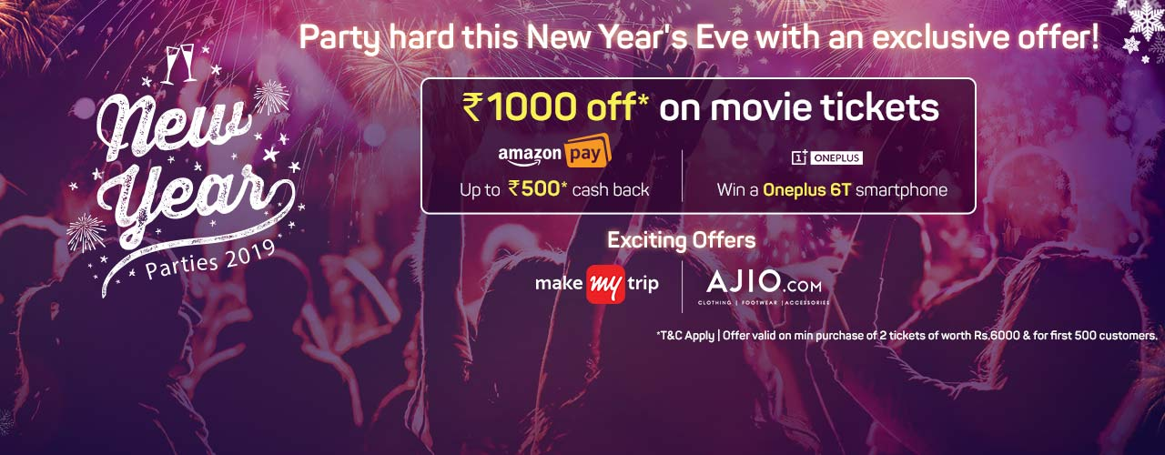 new year parties in mumbai 2018 19 nye events near you bookmyshow