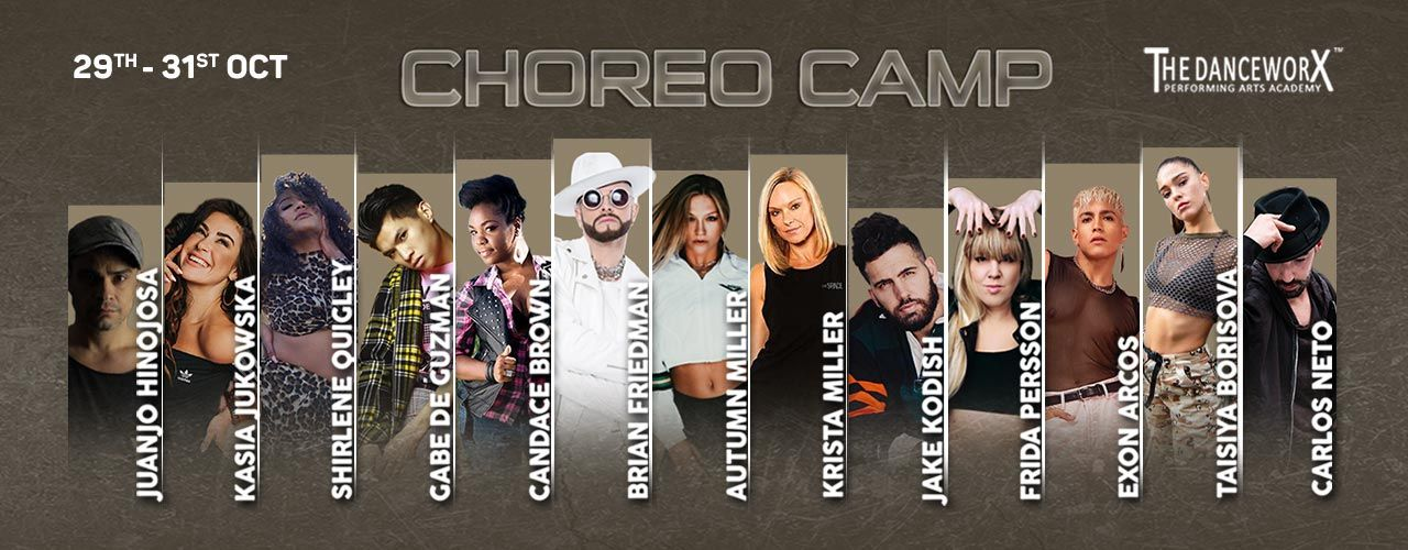 The Danceworx: Choreo Camp