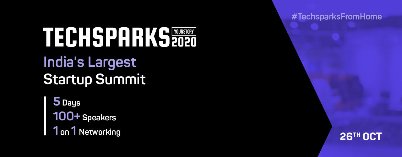 YourStory TechSparks 2020