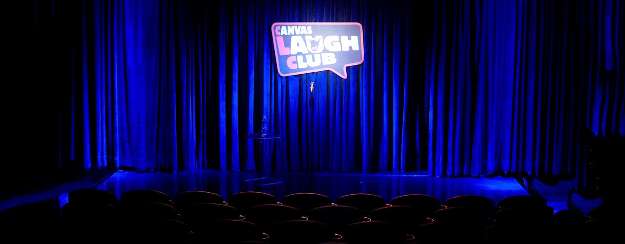 Events @ Canvas Laugh Club