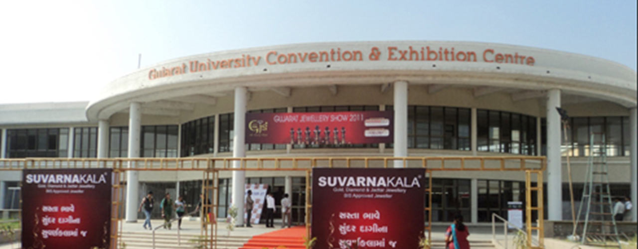 Events @ Gujarat University Convention & Exhibition Centre