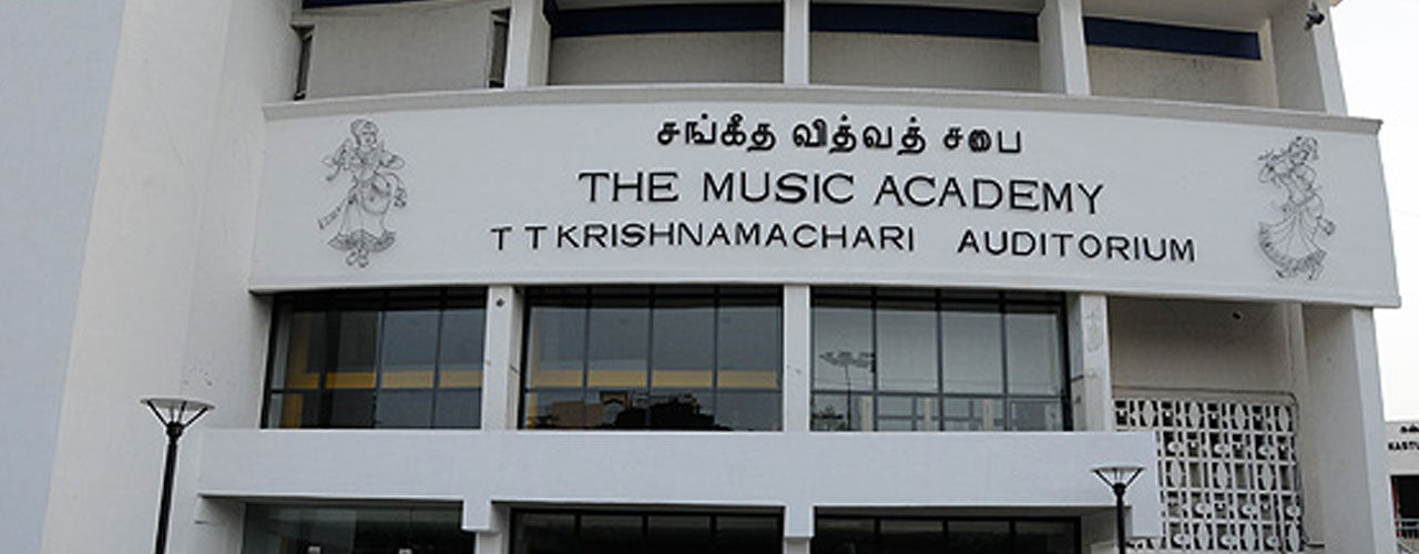 Events @ Music Academy Mini Hall: Chennai