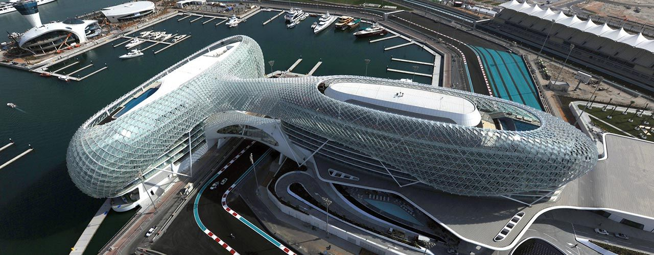 Events @ Yas Marina Circuit: Abu Dhabi